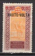 Haute-Volta Yvert N° 20 Oblitéré Point De Rouille Lot 5-121 - Upper Volta (1920-1932)