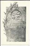 Braine-L'Alleud - Plaque Commémorative LXXVà Anniversaire De L'Indépendance Nationale 1830-1905 Souvenir Des Fêtes Donné - La Hulpe