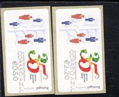 91 Europawahl Correio Azul ** Postfrisch, MNH, Neuf (4) - Automatenmarken (ATM/Frama)