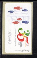91 Europawahl ** Postfrisch, MNH, Neuf (2) - Automatenmarken (ATM/Frama)