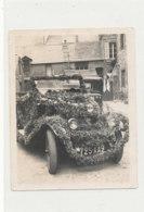 AN 604 / PHOTO-  DEAUVILLE  (14) AUTOMOBILE DECOREE (DEAUVILLE SUR LE PARE SOLEIL ) - Automobiles