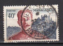 Madagascar Yvert N° 326 Oblitéré Point De Rouille Lot 6-104 - Madagascar (1889-1960)