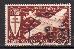 Madagascar Yvert N° 57  Aèrien Oblitéré Lot 6-111 - Madagascar (1889-1960)