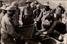 GUERRE INDOCHINE TIRAILLEURS DEMIANGE  PHOTO 18 PAR 12 CM - Guerres - Autres