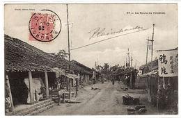 VIET NAM - La Route De THUDUC - Ed. Planté, Saigon - Viêt-Nam