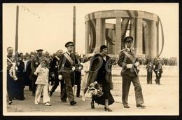 Postcard / CPA / ROYALTY / Belgique / België / Reine Elisabeth / Koningin Elisabeth / Nieuwpoort / 1938 - Nieuwpoort