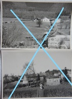 Photox2 TROIS PONTS Rue De Bergeval  Henri Moulin 1962 - Plaatsen