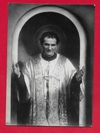 CARTOLINA VG ITALIA - CAFFARO - S. GIOVANNI BOSCO - Istituto Salesiano Valselice TORINO - 10 X 15 - 1954 - Santi