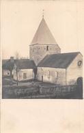 """¤¤  -  CESSEY-sur-TILLE  -  Carte-Photo De L'Eglise écrite Par """" E. Martin """" Curé De Cessey-sur-Tille      -  ¤¤ - Altri Comuni"""