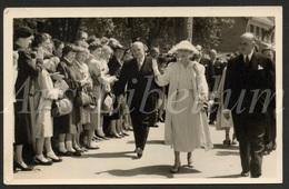 Postcard / CPA / ROYALTY / Belgique / België / Reine Elisabeth / Koningin Elisabeth / Nieuwpoort / Sint-Amands / 1955 - Sint-Amands