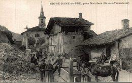 NOTRE DAME DE PRE PRES MOUTIERS - Moutiers