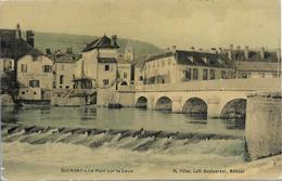 QUINGEY Le Pont  Sur La Loue ( Toilée) - France