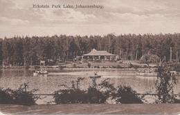 Eckstein Park Lake Johannesburg - South Africa