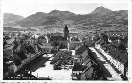 Bulle Et Le Moléson - FR Fribourg
