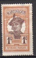 Martinique Yvert N° 61 Neuf Sans Gomme Martiniquaise Lot 8-37 - Nuovi