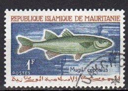 Mauritanie  Yvert N° 179 Oblitéré Poissons Lot 8-73 - Mauritania (1960-...)
