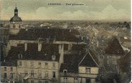 LUXEUIL - Vue Générale ( Gaufrée) - Luxeuil Les Bains