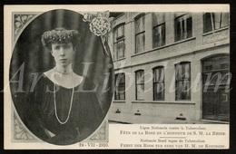Postcard / CPA / ROYALTY / Belgique / België / Reine Elisabeth / Koningin Elisabeth / Antwerpen / Gesticht Van Den Nest - Antwerpen