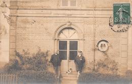 ¤¤  -  CHARLEVILLE   -   Carte-Photo Du Bureau De L'Octroi   -  ¤¤ - Charleville