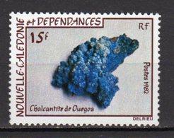 Nouvelle-Calédonie Yvert N° 455 Neuf Roches Et  Minerais Lot 8-189 - Nuevos