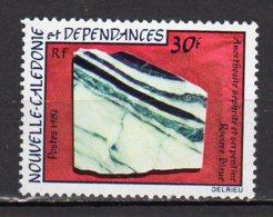 Nouvelle-Calédonie Yvert N° 456 Neuf Roches Et  Minerais Lot 8-190 - Nuevos