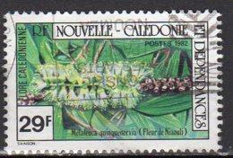 Nouvelle-Calédonie Yvert N° 458 Oblitéré Fleur Lot 9-2 - Neukaledonien