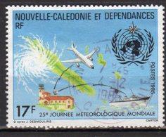 Nouvelle-Calédonie Yvert N° 500 Oblitéré Avion Lot 9-7 - Neukaledonien
