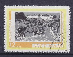 Vietnam 1968 Mi. 560    12 (xu) Flakeinheit Von Hong-Gai - Vietnam