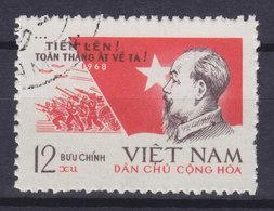 Vietnam 1968 Mi. 532    12 (xu) Neujahrsaufruf 1968 Von Ho Chi Minh - Vietnam