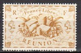 Réunion Yvert N° 244 Neuf Avec Charnière Lot 9-105 - Unused Stamps