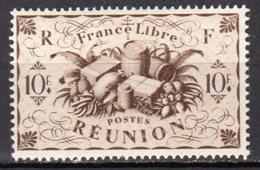 Réunion Yvert N° 245 Neuf Avec Charnière Lot 9-106 - Unused Stamps