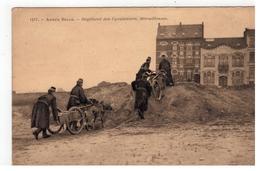 De Panne La Panne 1117.- ARMEE BELGE - Régiment Des Carabiniers. Mitrailleuses - De Panne