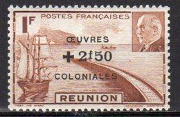 Réunion Yvert N° 250 Neuf Lot 9-110 - Neufs