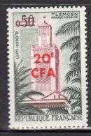 Réunion Yvert N° 351 Neuf Avec Charnière Lot 9-160 - Reunion Island (1852-1975)