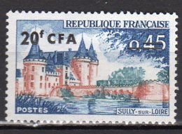 Réunion Yvert N° 352 Neuflot 9-161 - Reunion Island (1852-1975)
