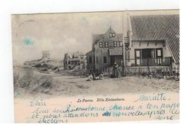 De Panne La Panne  Villa Kinkanhorn - De Panne
