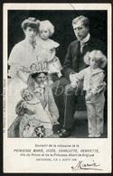 Postcard / CPA / ROYALTY / Belgique / België / Reine Elisabeth / Koningin Elisabeth / Herzogin In Bayern / 1908 - Familles Royales