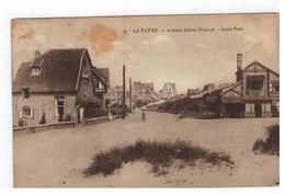 De Panne 9 - LA PANNE - Avenue Albert Dumont - Luna Park - De Panne