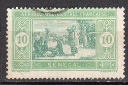 Sénégal Yvert N° 73 Oblitéré Lot 10-71 - Senegal (1887-1944)
