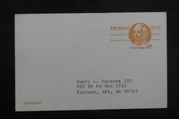 ETATS UNIS - Entier Postal Commercial De La Falcon Stamp Cie - L 40214 - 1961-80