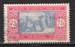 Sénégal Yvert N° 84A Oblitéré Lot 10-76 - Senegal (1887-1944)