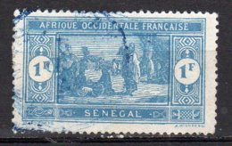 Sénégal Yvert N° 85 Oblitéré Lot 10-77 - Senegal (1887-1944)