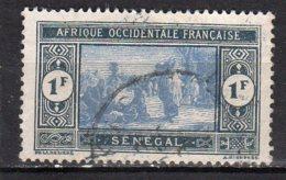Sénégal Yvert N° 85A Oblitéré Lot 10-78 - Senegal (1887-1944)