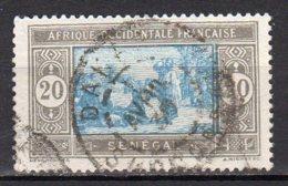 Sénégal Yvert N° 102 Oblitéré Lot 10-80 - Senegal (1887-1944)