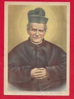 CARTOLINA VG ITALIA - Sancte JOANNES BOSCO Ora Pro Nobis - 10 X 15 - 1951 - Santi
