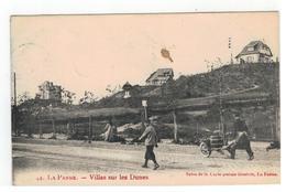 De Panne  44.LA PANNE - Villas Sur Les Dunes - De Panne