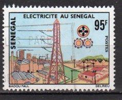 Sénégal Yvert N° 486 Oblitéré 10-149 - Sénégal (1960-...)