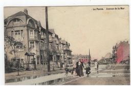 De Panne  La Panne  Avenue De La Mer - De Panne
