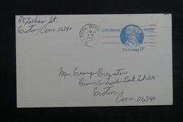 ETATS UNIS - Entier Postal Commercial De Groton ( Américan Légion ) En 1973 - L 40218 - 1961-80