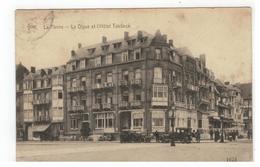 De Panne  La Panne  -  La Digue Et L'Hôtel Teirlinck STAR 1623 - De Panne